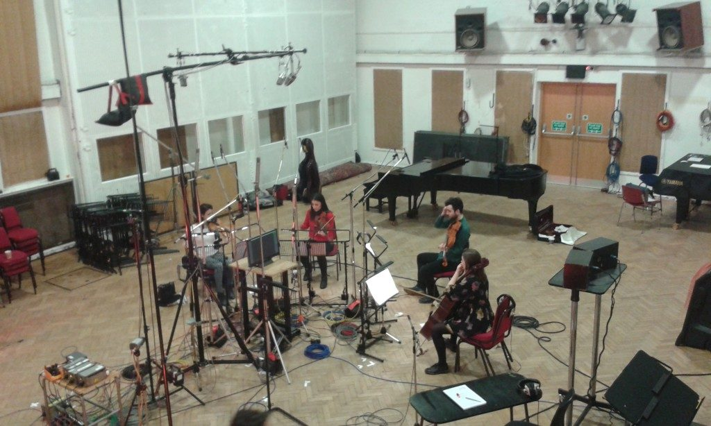 Abbey Road Studio 2c